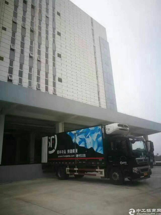 虎门镇冷冻仓库低温常温5万平方招租带卸货平台原房东出租