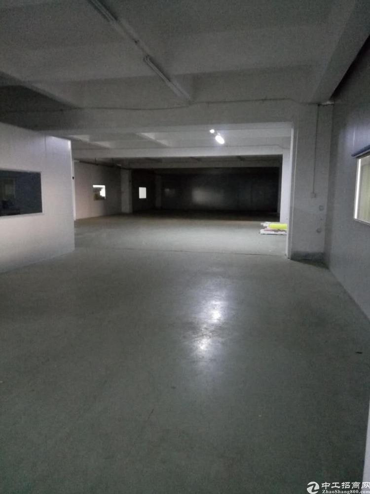 常平镇标准厂房二楼650平方出租