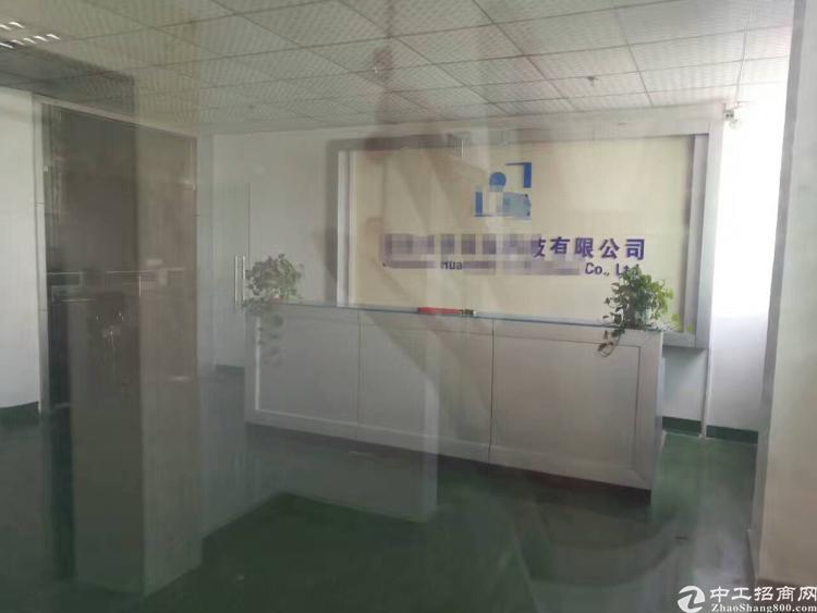 光明长圳带千级无尘车间厂房
