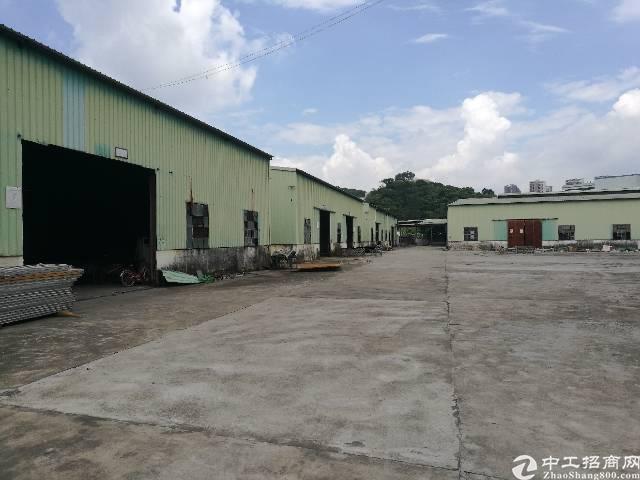 龙岗仓库出租(6000平米)-图2