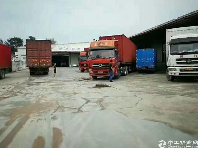 西丽南光高速路口新出20000平钢构物流仓库-图5