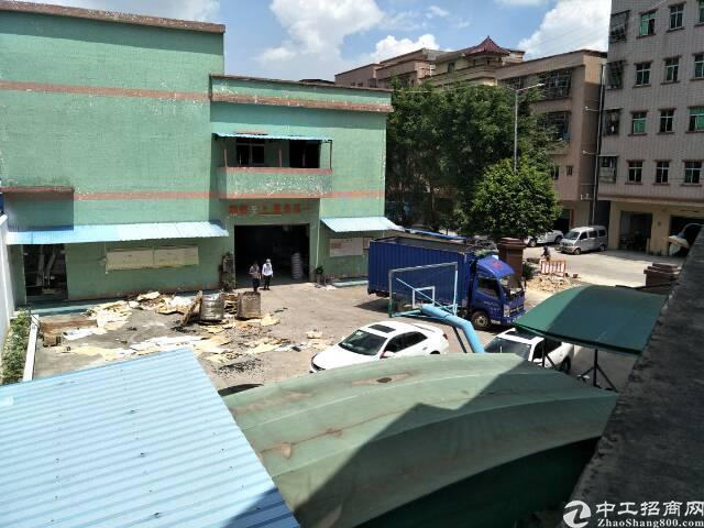 黄江镇新出经典小独院厂房3900平方招租
