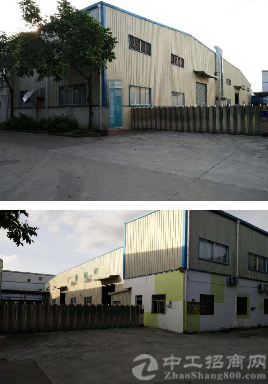 塘厦镇建筑 9300 ㎡国有证厂房出售