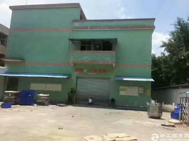 黄江镇新出原房东独院厂房出租