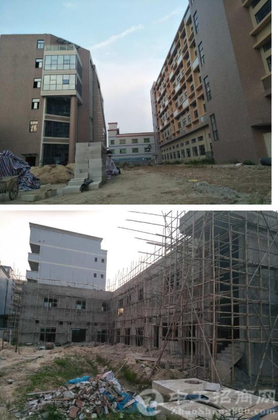 石碣镇占地 36 亩,建筑 30000 ㎡国有证厂房出售