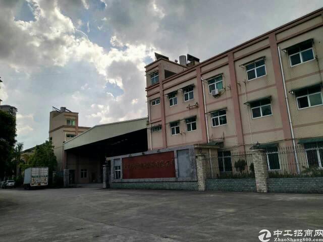 东坑镇单一层厂房出租11000平方
