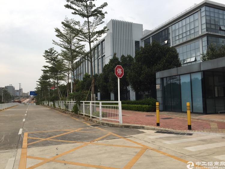松岗高新产业园楼上整层2200平米招租