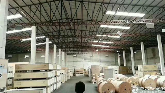 西丽南光高速路口新出20000平钢构物流仓库-图4