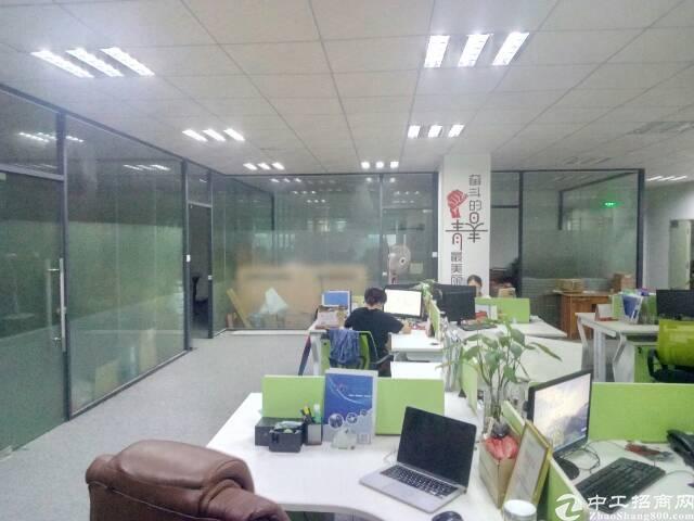 福永镇大洋田二楼600平方带装修适合做办公贸易-图5