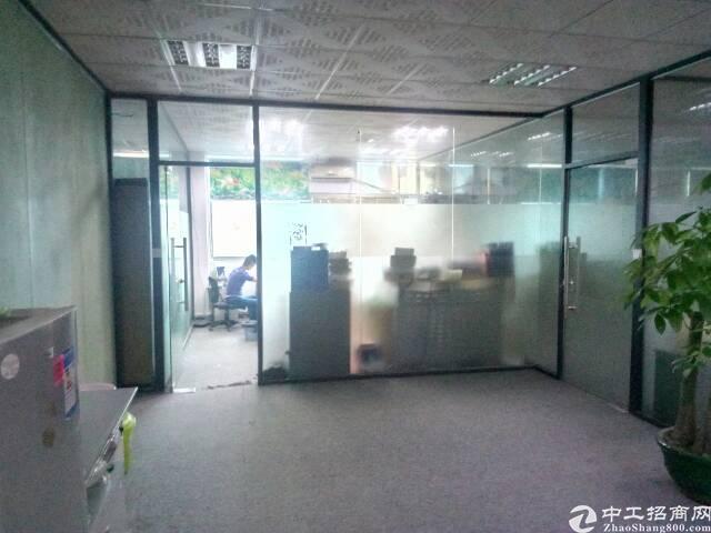 福永镇大洋田二楼600平方带装修适合做办公贸易-图4