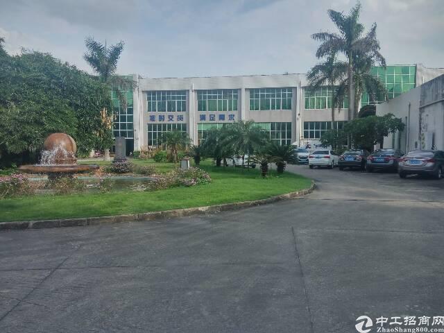 坪山大工业区一楼8000平方标准厂房出租-图2