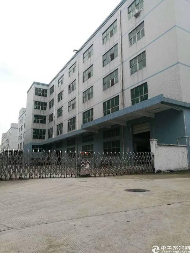 公明龙大高速出口处新出高大尚独院厂房20000平米-图2