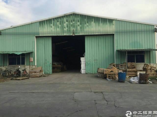 黄江镇新出可做污染行业超大空地小独院1100平方