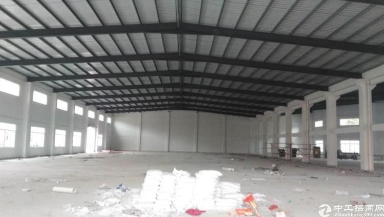 新出钢构厂房4500平方,可以做污染。租16