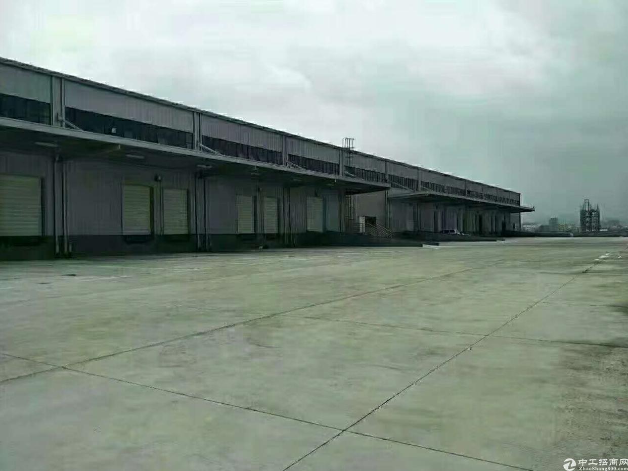 龙岗荷坳地铁站8元仓库3000平大小分租-图5