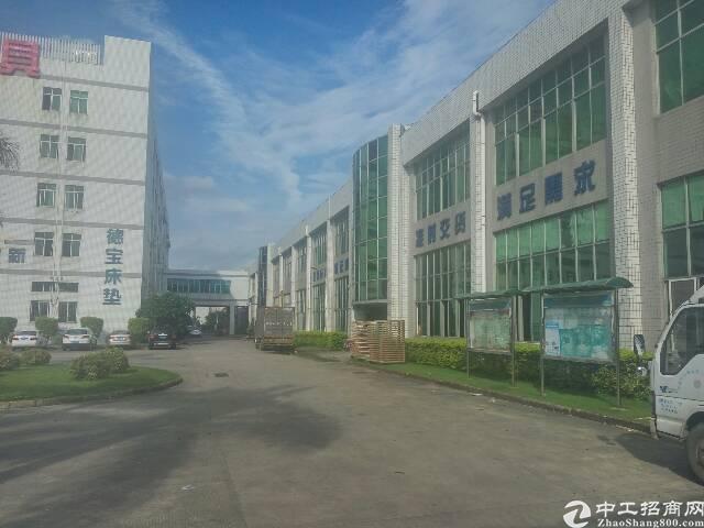 坪山大工业区一楼8000平方标准厂房出租-图4