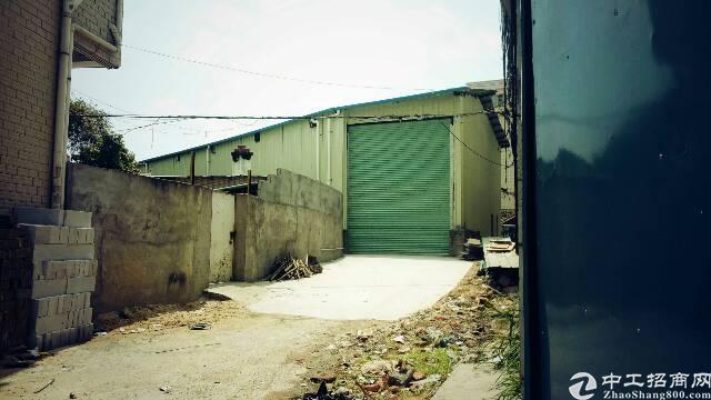 塘厦独院小钢构厂房500平米出租