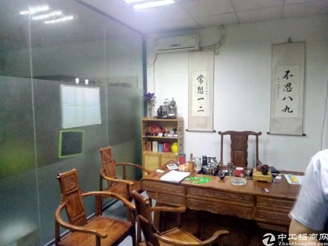 福永镇大洋田二楼600平方带装修适合做办公贸易-图2