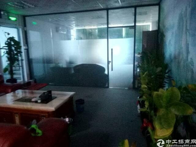 福永镇大洋田二楼600平方带装修适合做办公贸易-图3