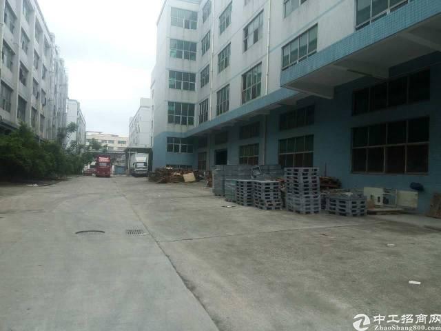 公明龙大高速出口处新出高大尚独院厂房20000平米-图4
