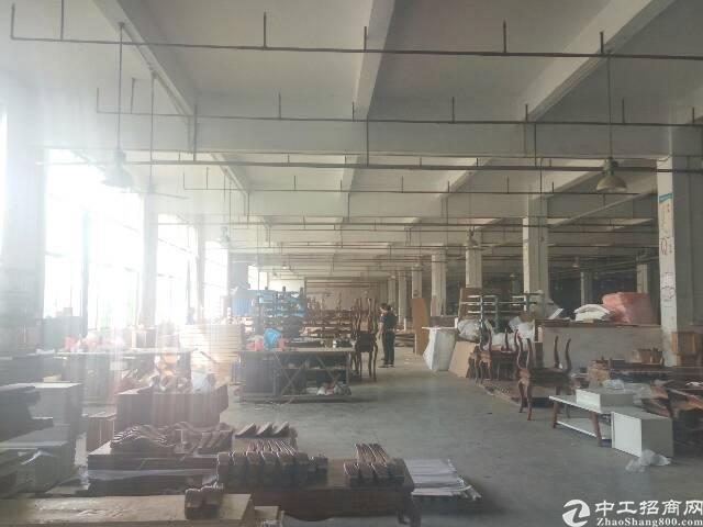 坪山大工业区一楼8000平方标准厂房出租-图3