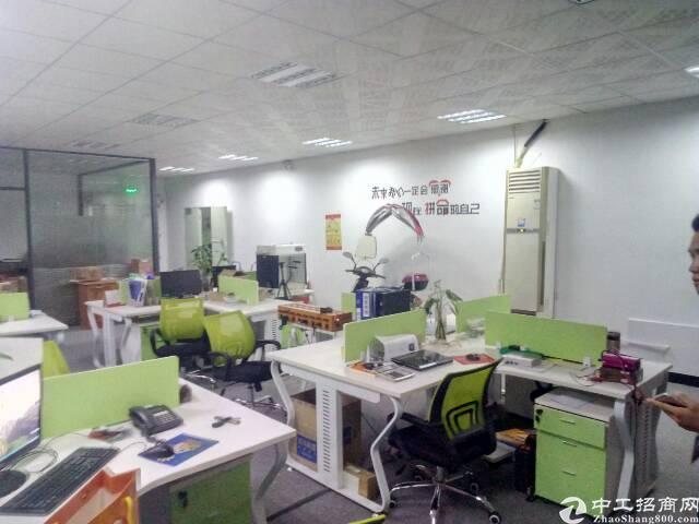 福永镇大洋田二楼600平方带装修适合做办公贸易