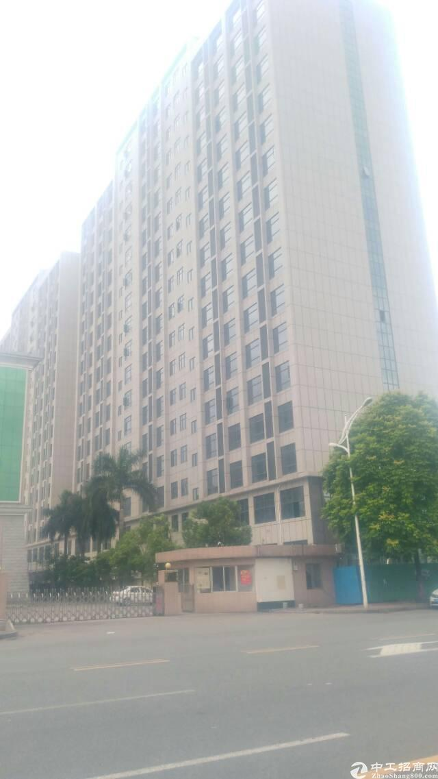 东莞市高步镇两栋商业楼盘出租。