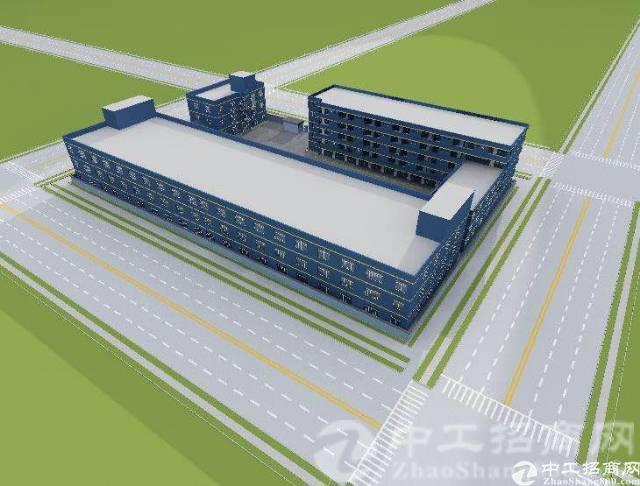寮步新出标准独院厂房1-3层8700平方水电齐全