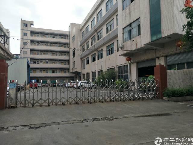 长安镇新出独院厂房1一4F6000平方带装修