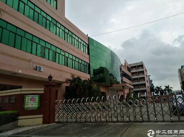 长安乌沙大型工业园楼上4000豪华装修-图8