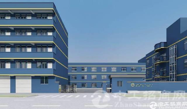 寮步新出标准独院厂房1-3层8700平方水电齐全-图2