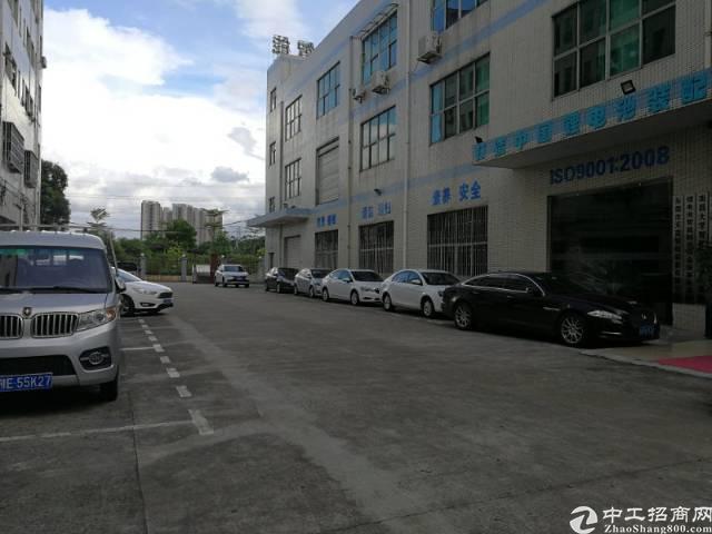 黄江靠塘厦新出独院厂房,带豪华装修,现成水电