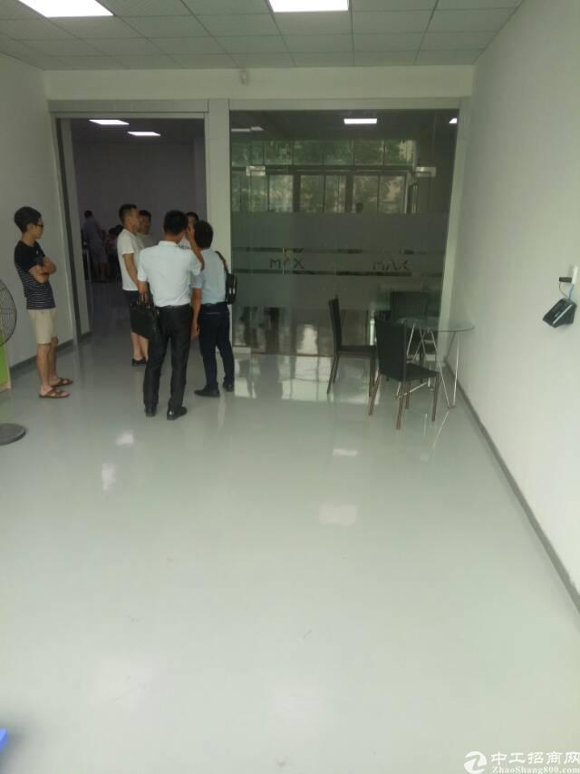 沙井庄村新出楼上一整层1600平方厂房