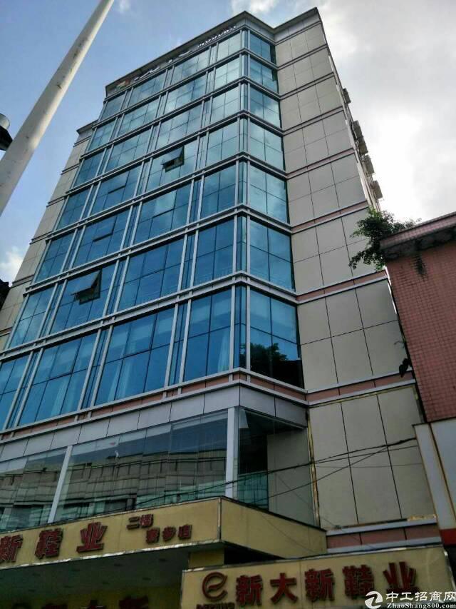 1到5楼可以做办公室及商业城