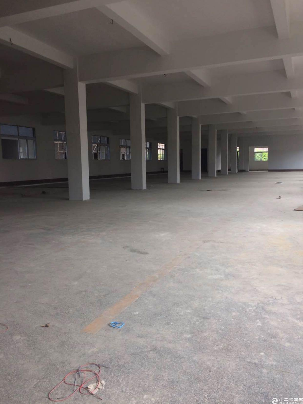 东莞大朗中心区域6700平独门独院厂房招租-图6