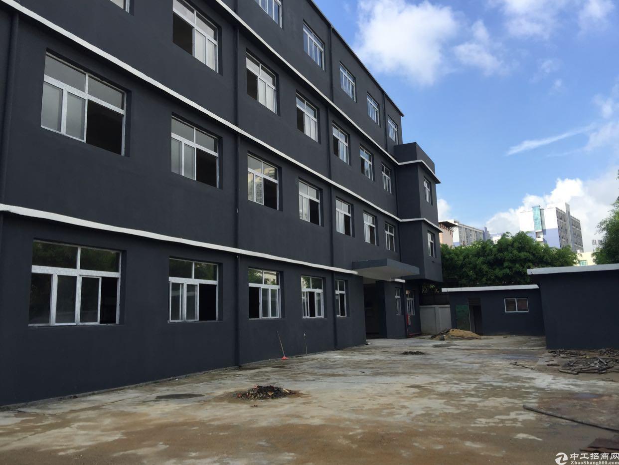 东莞大朗中心区域6700平独门独院厂房招租-图4