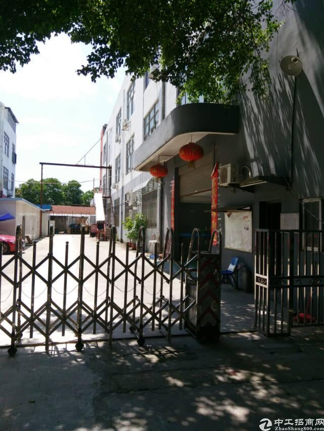 福永新出楼上500平方带装修厂房