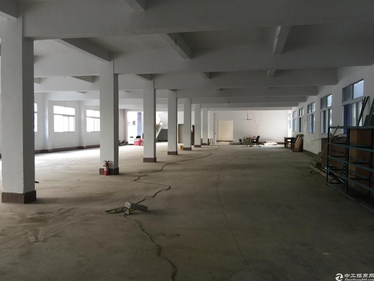 东莞大朗中心区域6700平独门独院厂房招租