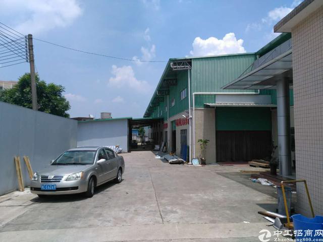 黄江刁朗独院厂房2950平方出租
