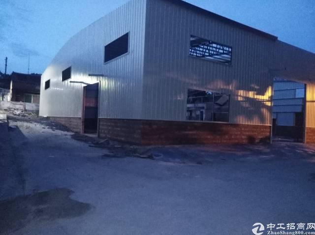 新建钢构厂房面积10000平方!原房东