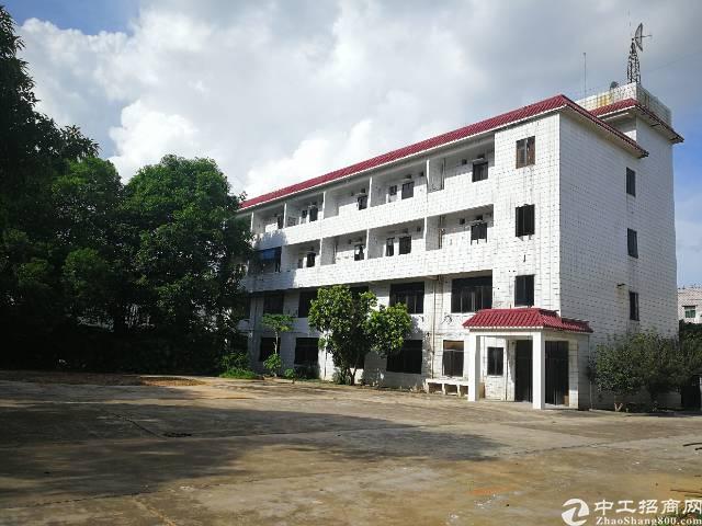 清溪镇占地6.9亩建筑6800平精致独院出售