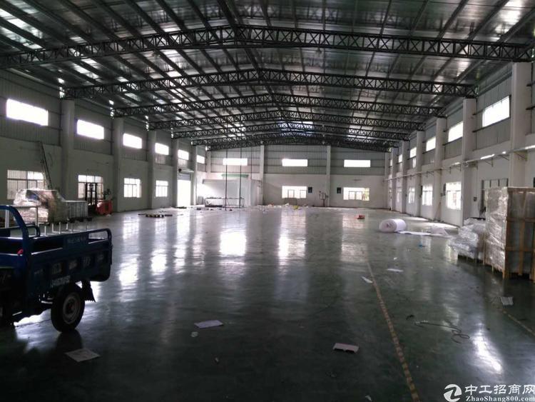 1500平独门独院厂房招租
