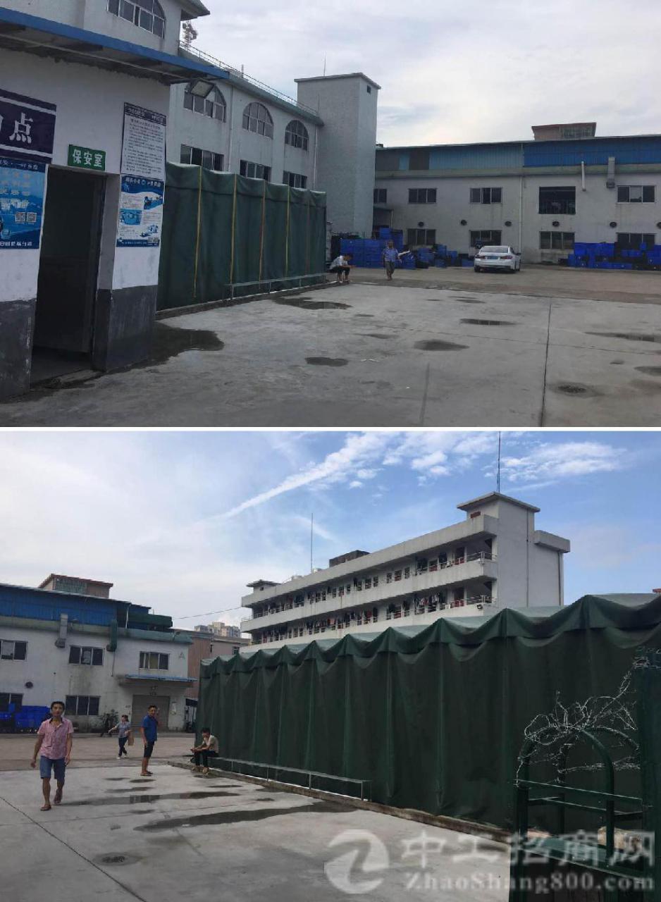 清溪镇建筑 23000 ㎡三旧改造国有证厂房出售