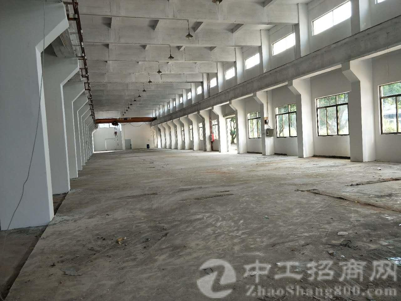 塘厦全新厂房两层6000平米,一楼9米高,二楼6.5米高-图5