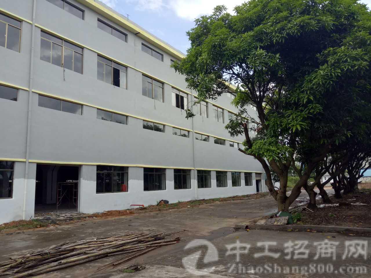 塘厦全新厂房两层6000平米,一楼9米高,二楼6.5米高-图3