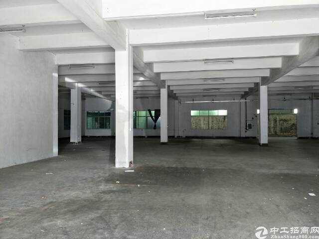 东城标准一楼厂房750平方出租