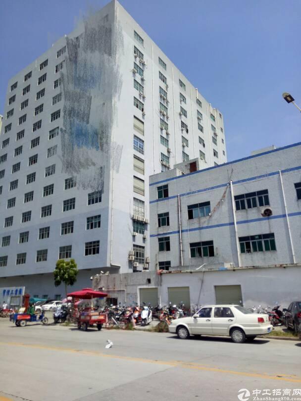 后亭新出楼上1200平方带装修厂房招租