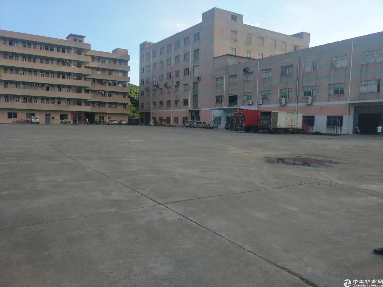 清溪新出原房东千级无尘车间3600平米出租