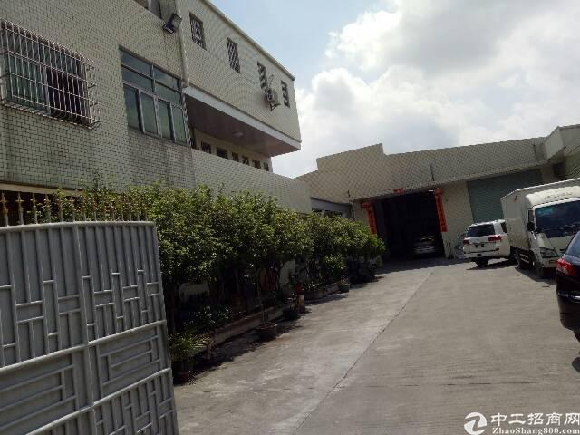寮步独院单一层厂房3000平方