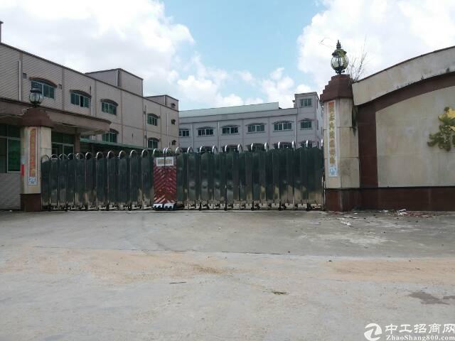 黄江靠公明30000平厂房